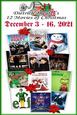 12 Movies of Christmas 2021