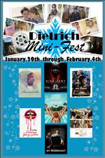 January Mini Film Festival