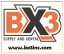 BX3 Supply & Rental
