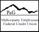 P & G Mehoopany Employees Federal Credit Union