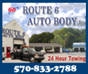 Route 6 Auto Body, Inc.