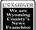 Wyoming County Press Examiner